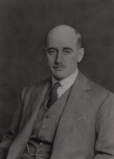 Paul Vychan Emrys-Evans, by Walter Stoneman, November 1937 - NPG x167399 - © National Portrait Gallery, London