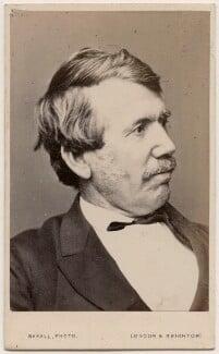 David Livingstone, by John Jabez Edwin Mayall - NPG Ax18284