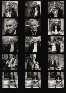 John Thaw, by Lou Boileau - NPG x136266