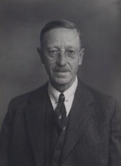 Sir Frank Leonard Engledow, by Walter Stoneman - NPG x167411
