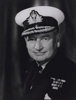 George Hammond Evans, by Walter Bird - NPG x167441