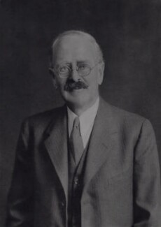 Arthur Stewart Eve, by Walter Stoneman - NPG x167448