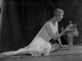 Violet Olivia Cressy-Marcks (née Rutley, later Fisher), by Lafayette - NPG x169275