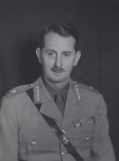Sir Robert Withers Ewbank, by Walter Stoneman - NPG x167459