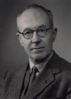 Alfred Cyril Ewing, by Walter Stoneman - NPG x167462