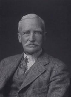 Sir Harry Charles Augustus Eyres, by Walter Stoneman - NPG x167473