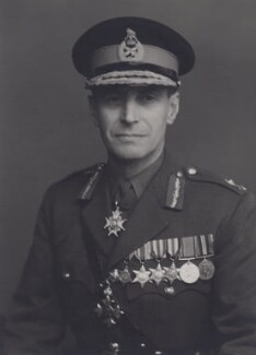 Cecil Benfield Fairbanks, by Walter Stoneman - NPG x167479