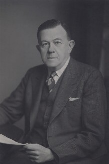 Sir Neil Hamilton Fairley, by Walter Stoneman - NPG x167482