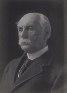 Sir Arthur Upton Fanshawe, by Walter Stoneman - NPG x167483