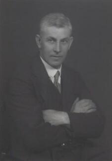 William George Fearnsides, by Walter Stoneman - NPG x167507
