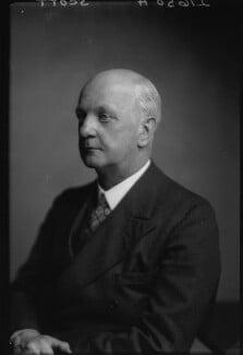 Sir Giles Gilbert Scott, by Walter Stoneman - NPG x169339
