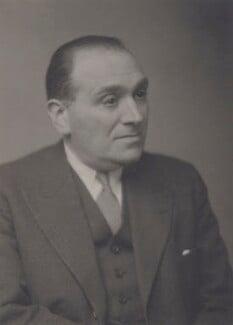 Arthur Felix, by Walter Stoneman - NPG x167511