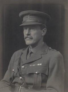 Ronald D'Arcy Fife, by Walter Stoneman, 1917 - NPG x167533 - © National Portrait Gallery, London