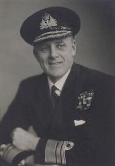 Sir Douglas Blake Fisher, by Walter Stoneman - NPG x167549