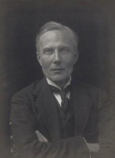 Herbert Albert Laurens Fisher, by Walter Stoneman - NPG x167552