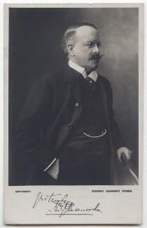 Thomas John Barnardo, by Stepney Causeway Studios, 1900-1905 - NPG x136278 - © National Portrait Gallery, London