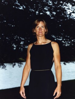 Katherine Grainger, by Bettina von Zwehl - NPG P1730