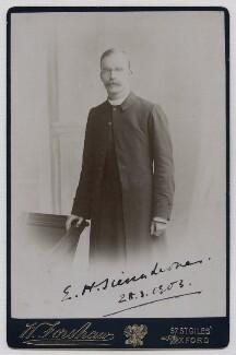 Edmund Henry Elwin, by William Forshaw - NPG x159032