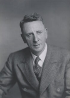 Sir Arthur Percy Morris Fleming, by Walter Stoneman - NPG x167570