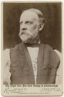 Edward Carr Glyn, by James Russell & Sons, circa 1900 - NPG x159080 - © National Portrait Gallery, London