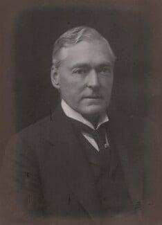 Henry William Forster, 1st Baron Forster, by Walter Stoneman - NPG x167611