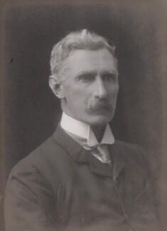 Hugh Fortescue, 4th Earl Fortescue, by Walter Stoneman - NPG x167618