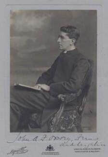 John Allen Fitzgerald Gregg, by Lafayette - NPG x159100