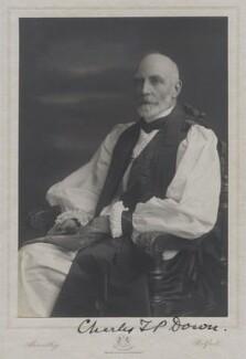 Charles Thornton Primrose Grierson, by William Abernethy - NPG x159104