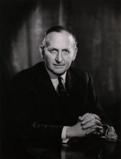 Norman Leslie Foster, by Walter Bird - NPG x167628