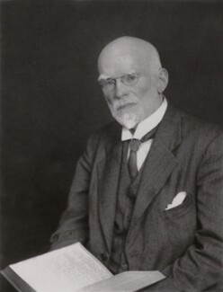 John Knight Fotheringham, by Walter Stoneman, 27 September 1933 - NPG x167630 - © National Portrait Gallery, London
