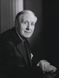 Maurice Frederic Foxell, by Walter Bird, 18 February 1965 - NPG x167639 - © National Portrait Gallery, London