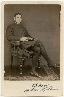Edward Noel Hodges, by Unknown photographer - NPG x159155