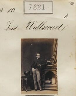 Erroll Augustus Joseph Henry Blake, 4th Baron Wallscourt, by Camille Silvy - NPG Ax57135