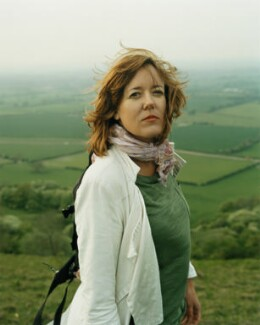 Deborah Poulton, by Emma Hardy - NPG P1770