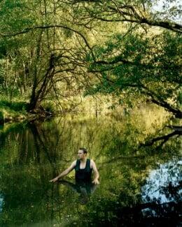 Ian Morrissey, by Emma Hardy - NPG P1768