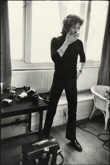Patrick Lichfield, by Neil Libbert, 1970 - NPG x136286 - © Neil Libbert