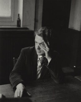 Kingsley Amis, by Neil Libbert - NPG x136288