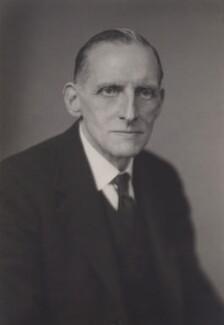 Sir (Hugh) Robert Topping, by Walter Stoneman - NPG x169428