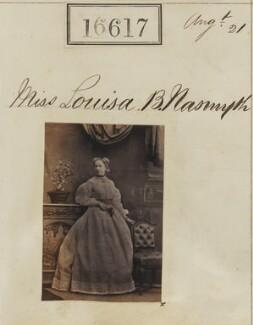 Louisa Brown Nasmyth, by Camille Silvy - NPG Ax64522