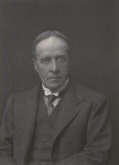 Sir Hugh Fraser, by Walter Stoneman, 1926 - NPG x167656 - © National Portrait Gallery, London