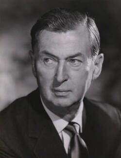 Sir Robert Brown Fraser, by Walter Bird - NPG x167661