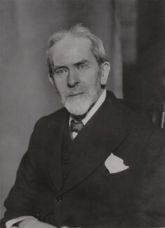Sir James George Frazer, by Walter Stoneman - NPG x167668