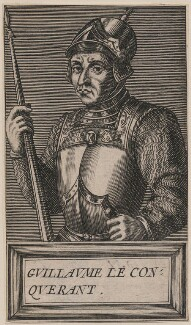 Called King William I ('The Conqueror'), after Unknown artist - NPG D42355