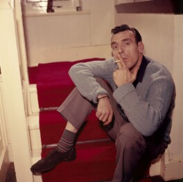 Eric Sykes, by Bob Collins - NPG x136314