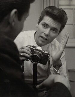 Cliff Richard, by Bob Collins, 1963 - NPG  - © estate of Bob Collins / National Portrait Gallery, London