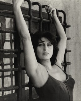 Anna Magnani, by Bob Collins - NPG x136345