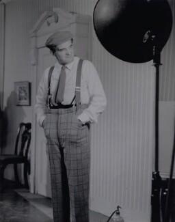 Jimmy Logan (James Allan Short), by Bob Collins - NPG x136348