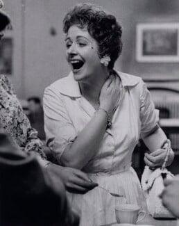 Margaret Lockwood, by Bob Collins - NPG x136351