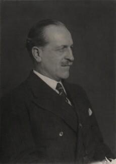 Sir Francis Edward Fremantle, by Walter Stoneman, 1931 - NPG x167675 - © National Portrait Gallery, London
