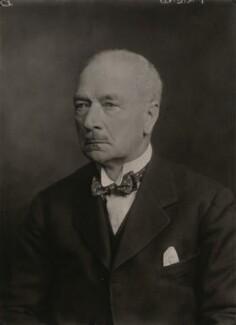 Sir Lovick Bransby Friend, by Walter Stoneman - NPG x167688